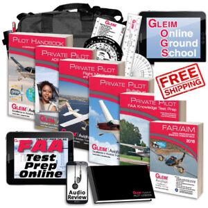 Gleim-Deluxe-Private-Kit-w-Audio-Review-GLEIM-KIT-PP-AR-FREE-SHIPPING