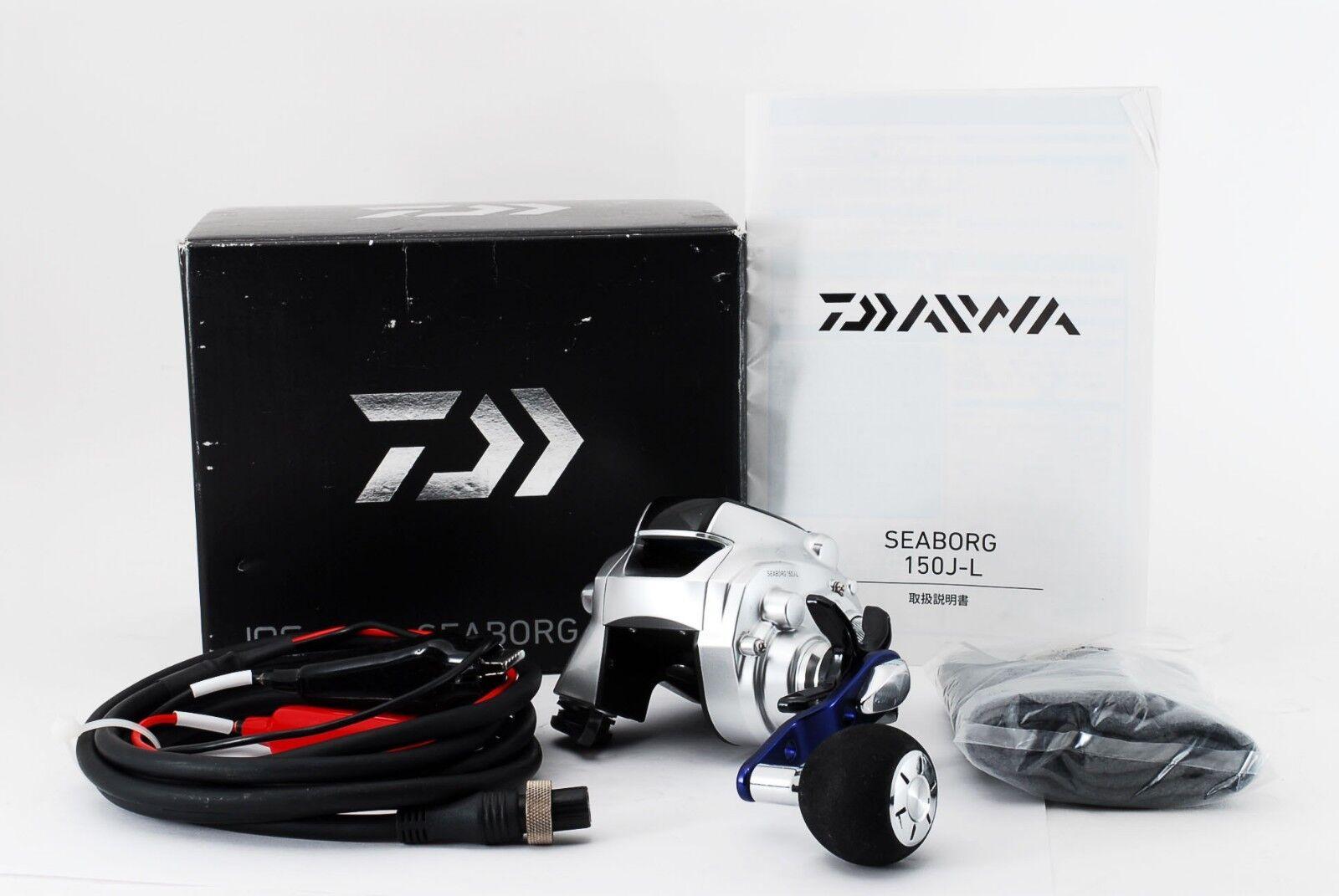 Excellent++ Daiwa Seaborg 150J-L Electric Reel 358885