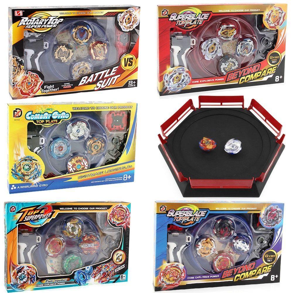 All Beyblade Burst Arena Spinning top Metal Fusion 4d Blades Kinder Geschenk Spielzeugs