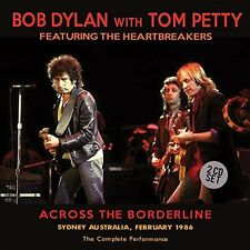 BOB DYLAN WITH TOM PETTY-ACROSS THE BORDERLINE (2CD)  CD NEW