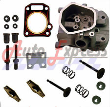 Honda GX120 3.5HP Rockers Cylinder Head Kit Inlet & Exhaust Valves Head Gasket
