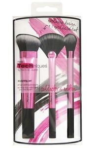 Real-Techniques-Sculpting-Set-Collector-039-s-Edition-Makeup-Brushes-FACTORY-SECONDS