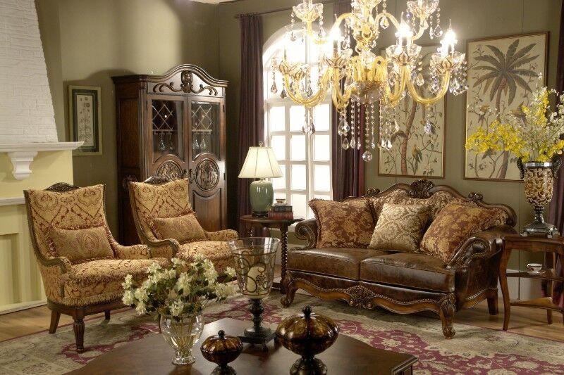 Replica Antique Lounge Suites