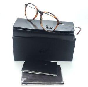 54fcbbf5b0c Persol Tortoise Eyeglasses PO 3125 V 108 51 mm Designer Demo Lenses ...