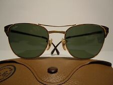 RAY BAN SIGNET Vintage 80's By Bausch & Lomb U.S.A. With case & Certicate