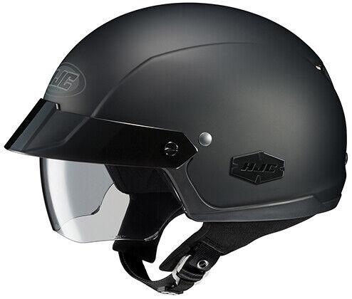 HJC Motorcycle IS-Cruiser Half Helmet Solid Colors Pick Color /& Size