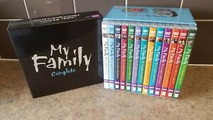 My Family - Complete Collection (Box Set) (DVD, 2011)