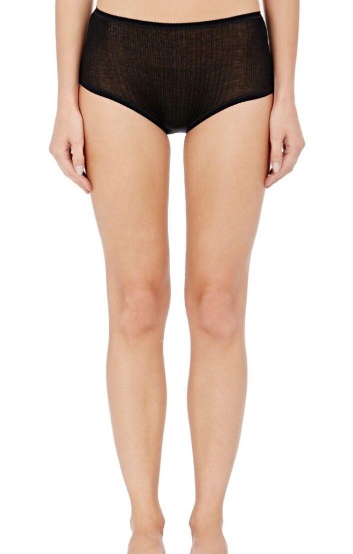 Zimmerli 207 Richelieu Hipster Panty bikini Size M Switzerland 100% cotton