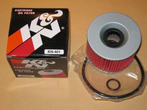 Ölfilter K/&N Kawasaki ZL 1000 ZLT00A *NEU*
