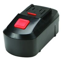 Drill Master 18v Battery Pack 18 Volt Rechargeable Ni-cd 68413 1300 Mah