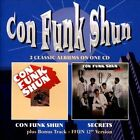Con Funk Shun/Secrets by Con Funk Shun (CD, Mar-2013, Robinsongs)