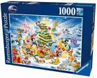 Ravensburger Disney Christmas Eve Jigsaw Puzzle 1000pce