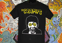 The Cramps human Fly Shirt Lux Interior Poison Ivy Punk Rockabilly