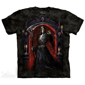 64f20926a0419 The Mountain You Are Next Grim Reaper Death Undead Evil Scythe T ...