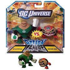 DC Comic Universe Action League Kilowog Vs Zilius Zox Action Figure