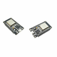 2pcs Esp32 Rev1 Esp 32 Dev Board Wifi Bluetooth Ble Module Arduino Ide Compat