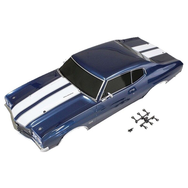 Kyosho FAB406 Completed Body Set (Chevelle Fathomblu)