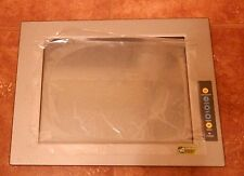 """New* Industrial 12"""" LCD Monitor Touch Screen IEI DM-121GX"""