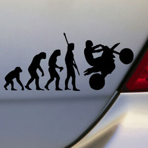 Hot-Creative-Human-Evolution-Auto-Car-Accessories-Window-Decal-Stickers-Funny