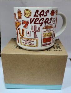 Starbucks Coffee Mug - Been There Series Across The Globe (Las Vegas)