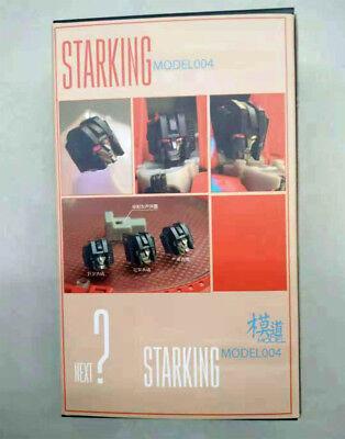 Transformation Model 004 STARKING Upgrade kit for MP Starscream In stock