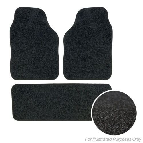New Lexus RX 4x4 03 to 09 Black Tailored Set of 3 Fitted Carpet Car Floor Mats