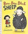Baa, Baa, Black Sheep by Jane Cabrera (Board book, 2016)