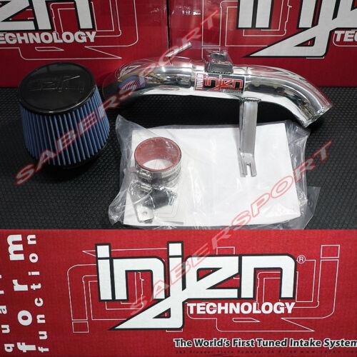 Injen SP Series Polish Short Ram Air Intake for 2009-2014 Mitsubishi Lancer 2.4L