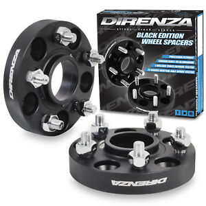 2 x 3 mm Foro Lega Ruota Hubcentric Distanziatori Fit Honda Civic 06-11 64.1 5x114.3