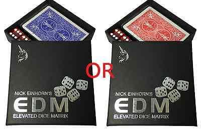 BONUS by Nicholas Einhorn visual magic EDM Elevated Dice Matrix