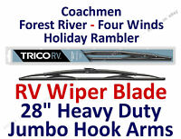 Wiper Blade Coachmen, Damon, Forest River, Four Winds, Holiday Rambler 28 67284