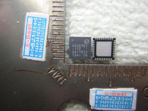 2x CX2O751-11Z CX207S1-11Z CX2075I-11Z CX20751-I1Z CX20751-1IZ CX20751-11Z QFN40