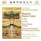 Matsudaira: Bugaku Dance Suite (CD, Nov-2004, Naxos (Distributor))