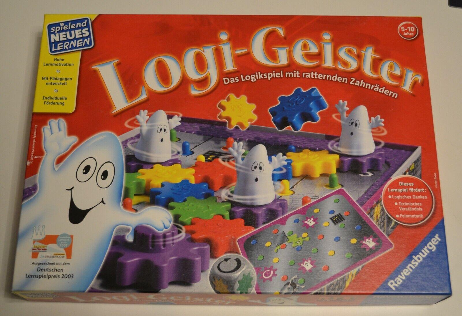 NEU Logi-Geister Ravensburger 25038
