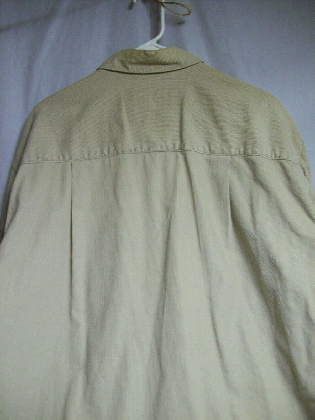 Vintage Mens Western Cotton Corduroy Overshirt XL… - image 2