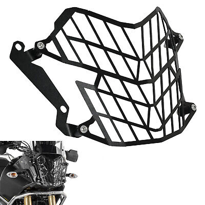 Tenere 700 Motorcycle Aluminium Alloy Radiator Grille Guard Protector Cover for For Yamaha Tenere 700 2019-2021