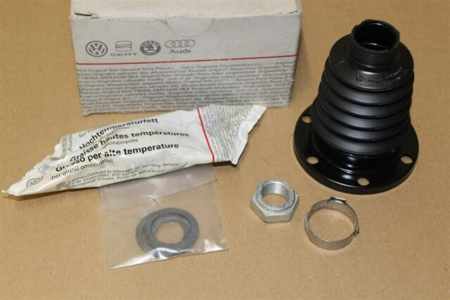 VW Golf Jetta  Caddy Polo Scirocco inner CV boot kit 171498201A New genuine part