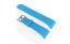 Sports-Silicon-Bracelet-Montres-Sangles-Bande-Pour-Samsung-Gear-Fit-2-SM-R360-ME miniature 6