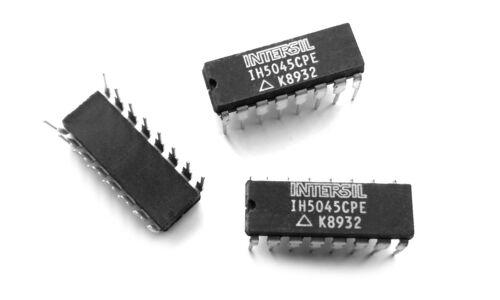1 pcs IH5045CPE General-Purpose  Analog Switches