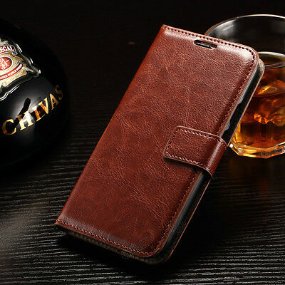 Luxury PU Leather Wallet Card Holder Cover Case For Motorola Moto G3 X3 3rd Gen