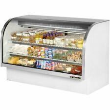 True Tcgg 72 Ld 72 Refrigerated Deli Display Case