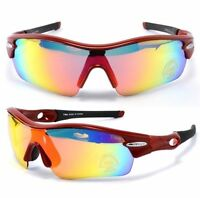 Sunglasses Bike Cycling Bicycle Sport Glasses Goggles Eye-ware Polarized Lenses