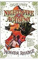 Monster Revenge (Nightmare Academy, Book 2) By Dean Lorey