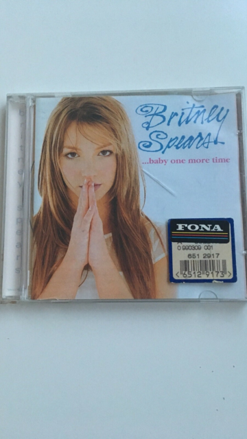 Britney Spears: Baby one more time, pop