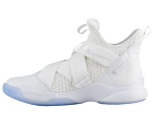 Nike Men s Lebron Soldier XII SFG NEW AUTHENTIC White AO4054-101   eBay ce6225742c2