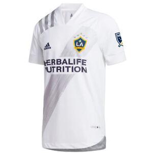 adidas-Men-039-s-LA-Galaxy-2020-Authentic-Home-Jersey-White-Grey-EH6524