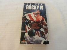 Rocky IV (VHS, 1993)