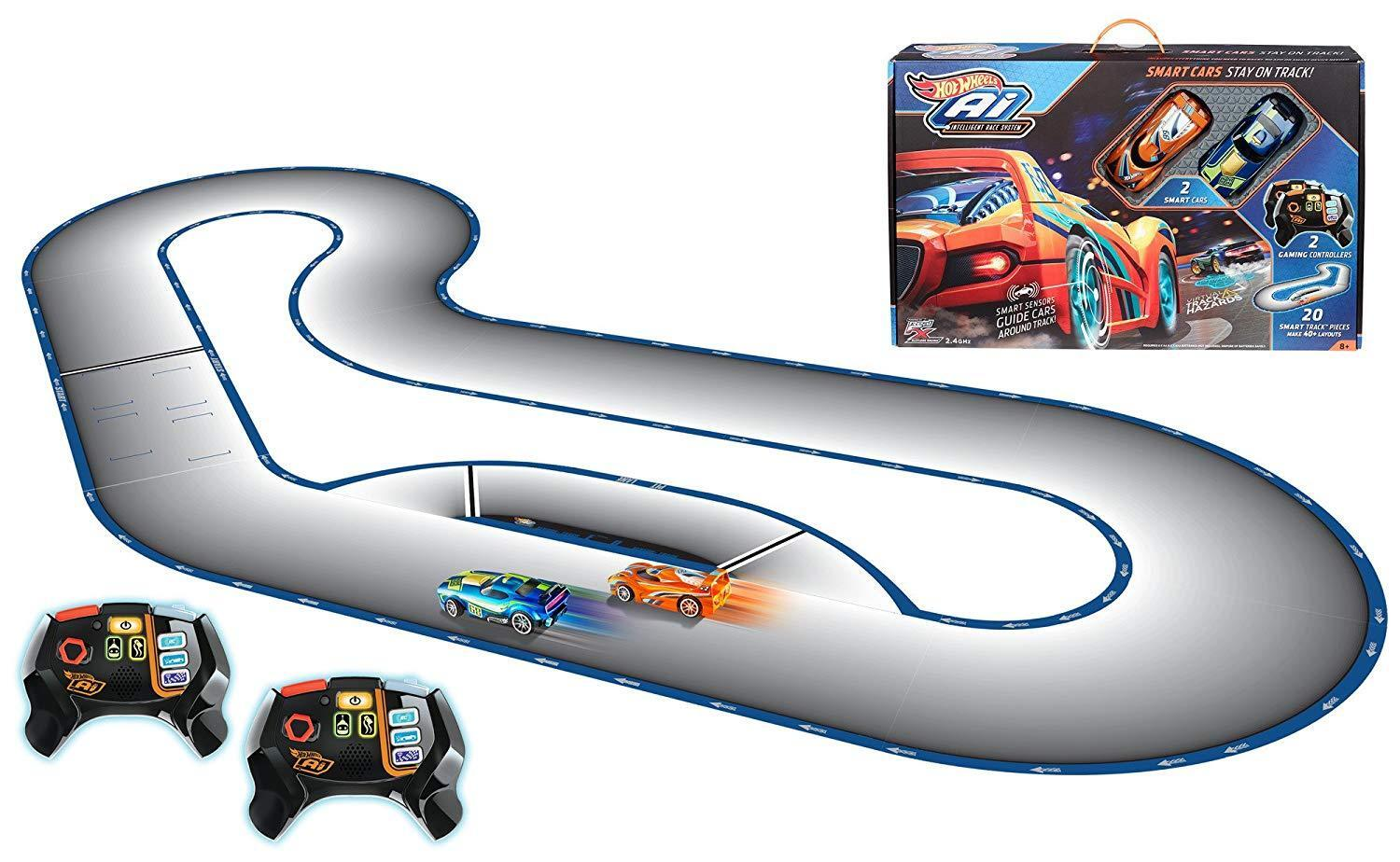 Hot Wheels Ai Intelligent Race System Starter Kit NEW