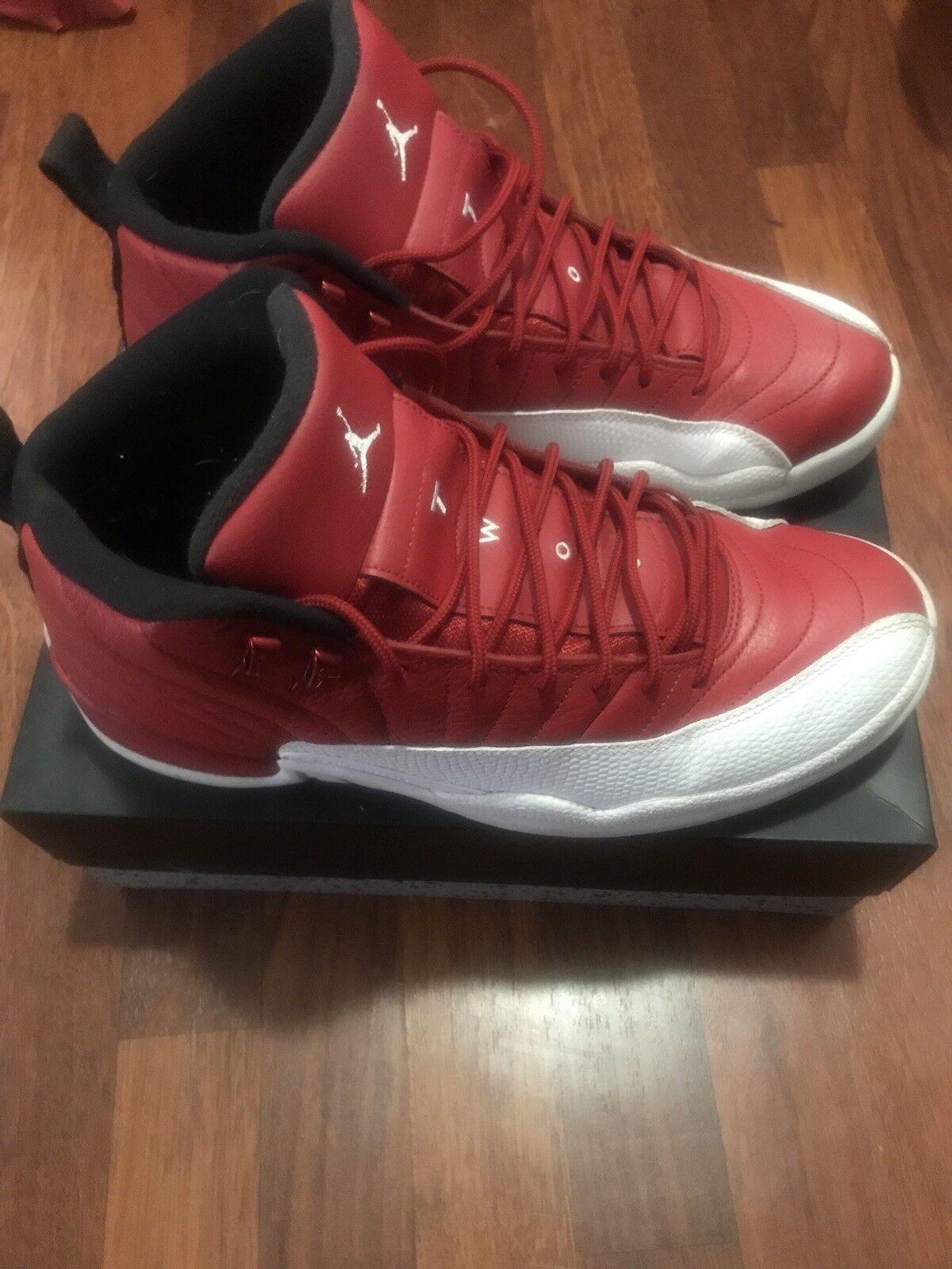 Mens scarpe da ginnastica Jordans 11 Dimensione 10.5 rosso And And And bianca 120fac