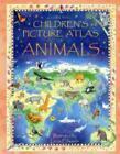 Children's Picture Atlas of Animals von Hazel Maskell (2012, Gebundene Ausgabe)